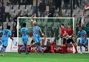 Olympic qualifiers: Sandeep lifts India to a 3-2 win over Canada