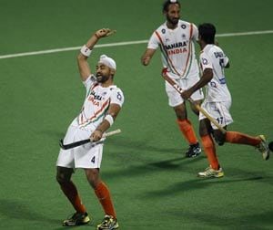 Sardar, Sandeep to play for Dutch side in Euro Hockey League