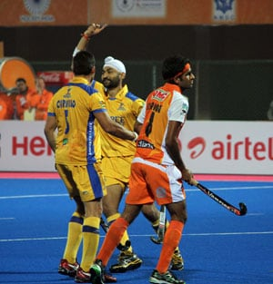 Hockey India League: Punjab Warriors beat debutants Kalinga Lancers 7-3
