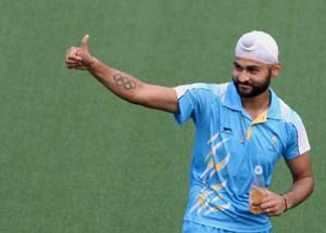 Hockey superstar Sandeep Singh now in Punjabi film