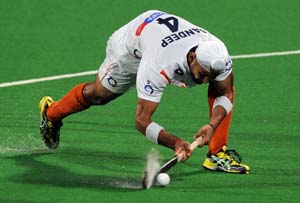 Clinical India maul Italy 8-1 in hockey Olympic qualifier