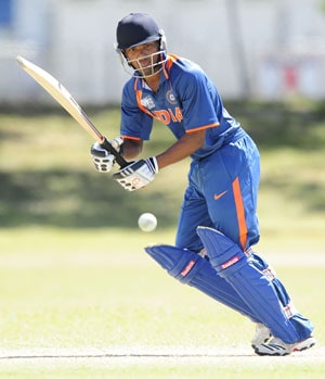 Under-19 World Cup: Nervy India scrape past Pakistan, reach semi-final