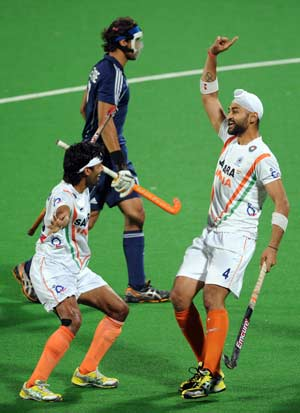 Hockey: Sandeep Singh leads India to London Olympics 2012