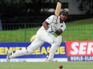 2nd Test: Heartbreak for Kumar Sangakkara in drawn Test