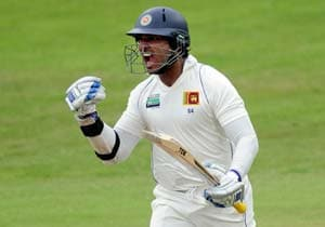 2nd Test: Sangakkara century keeps Sri Lanka in command