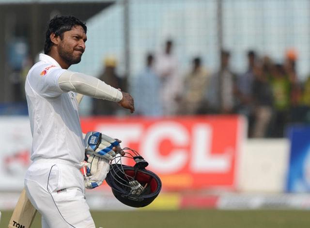 Kumar Sangakkara's maiden triple ton flattens Bangladesh in Chittagong Test