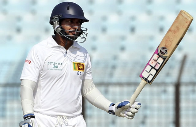 Kumar Sangakkara's historic knock propels him to 2nd spot in Test rankings