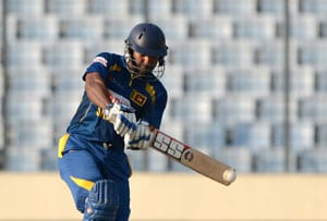 Kumar Sangakkara's wise words: Don't take things for granted