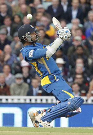 ICC Champions Trophy: Ton-up Kumar Sangakkara blows England away by 7 wickets