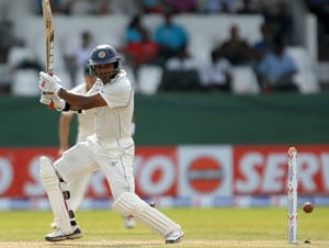 3rd Test: Sangakkara guides a gritty Sri Lanka