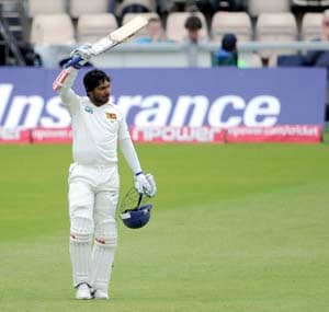 Sangakkara's resilience ends final Test in a draw