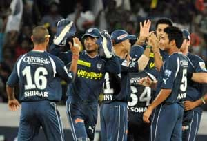 Deccan Chargers' fielding cost them the match: Sangakkara