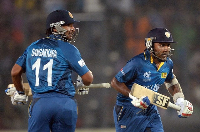ICC World Twenty20: Sri Lanka dedicate maiden title to Kumar Sangakkara and Mahela Jayawardene