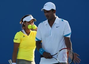 Grand Slam partners Mahesh Bhupathi, Sania Mirza split at US Open