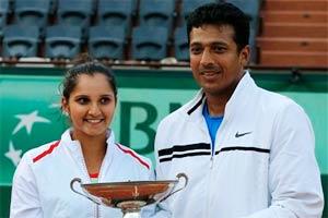 Exclusive: Sania Mirza breaks Mahesh Bhupathi's Grand Slam jinx
