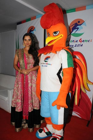 Sania Mirza says Commonwealth Games and Asian Games will show India's standing in sports