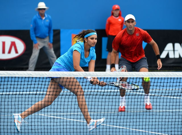 Australian Open: Sania Mirza says she'll try for more Slams with Horia Tecau