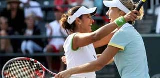 Sania Mirza, Elena Vesnina advance to Indian Wells quarterfinals
