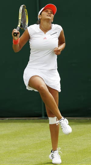 Sania Mirza reaches 25th doubles final of her career