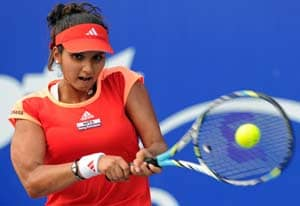 Sania Mirza static at number seven in doubles rankings