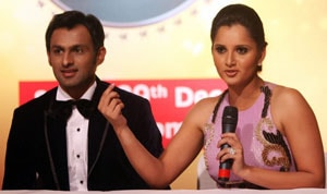 I am shy but Shoaib loves to dance: Sania Mirza