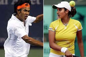 Sania, Somdev move up in rankings
