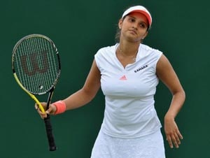More struggles for Mirza in first-round ouster