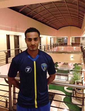 Mumbai FC ropes in Afghanistan striker Sandjar Ahmadi for 2013-14 season