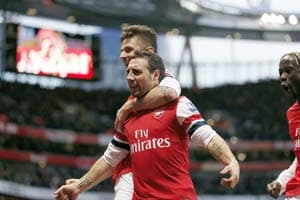 Arsene Wenger cheered by multi-faceted Santi Cazorla