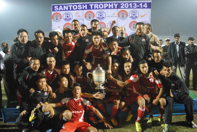 Santosh Trophy: Mizoram rout Railways 3-0 to win maiden crown