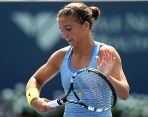 Top seed Sara Errani falls at New Haven Open