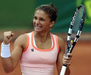 Sara Errani of Italy wins 3rd Barcelona Open title