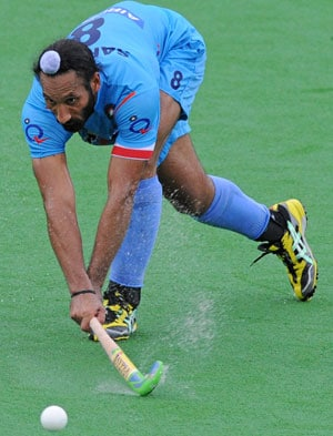 Indian hockey captain Sardar Singh hopes for a good beginning to 2014