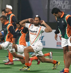 India's journey for Hockey World League begins today