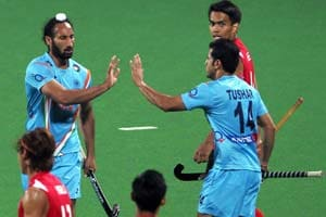 India maul minnows Singapore 15-1 in Olympic qualifier