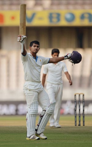 Ranji Trophy final: Karnataka extend lead on Day 3 as batsmen make merry
