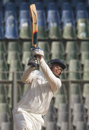 Ranji Trophy: Saurabh Tiwary's double ton helps Jharkhand dominate Mumbai at Wankhede