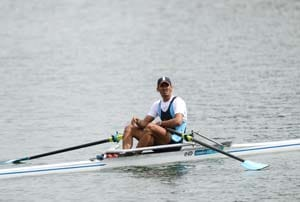 Indian Rowers in Asian Games Medal Rounds