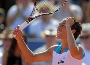 Schiavone ends two-year title drought in Strasbourg