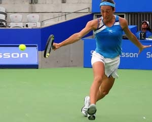 Schiavone and her falling clay romance