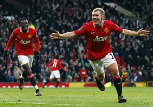 Paul Scholes retires 'for good', to play his final game against Swansea
