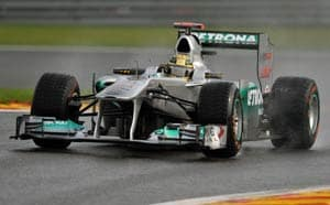 Schumacher just cannot drive away from controversy