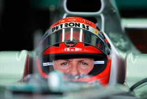Fears grow that Michael Schumacher may remain in coma forever