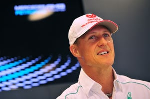 Schumacher could take management job, says Brawn