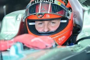Schumacher optimistic for Italian Grand Prix