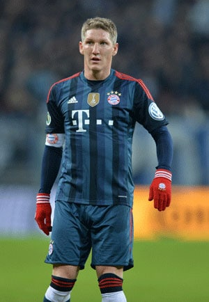 Bayern Munich welcome back Bastian Schweinsteiger as Arsenal await in Champions League