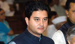 Jyotiraditya Scindia wants Srinivasan to set an example by stepping down as BCCI president