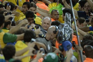 Brazil vs Spain: Scolari says team embarking on new path after Confederations Cup win