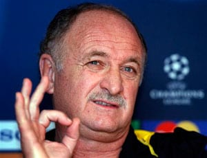 Brazil can grow and be great team, says Luiz Felipe Scolari