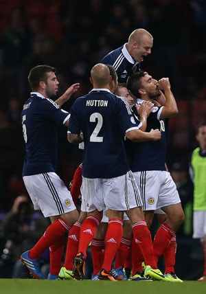 World Cup qualifier: Scotland end on high, Croatia coach offers to resign